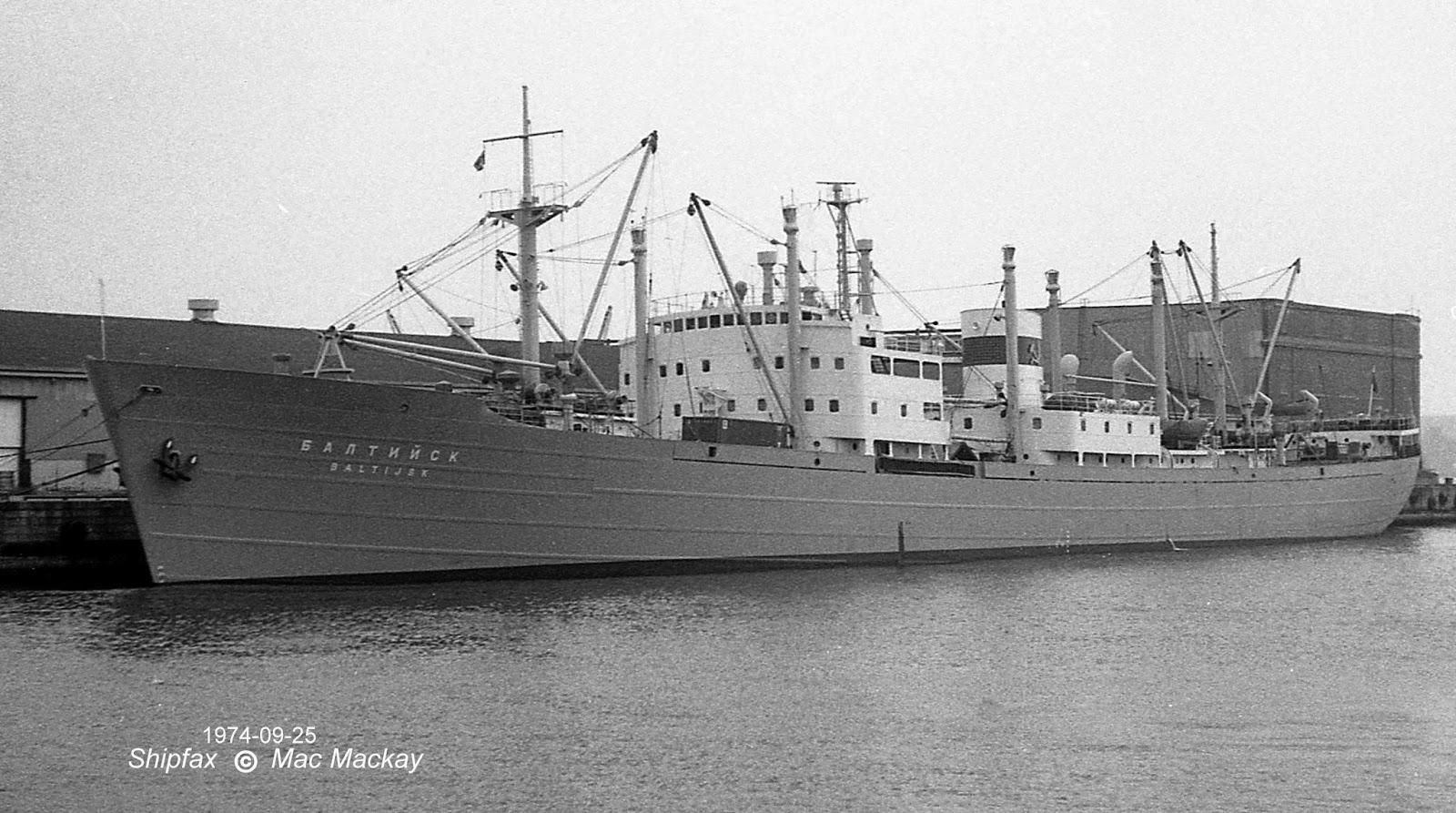 Shipfax
