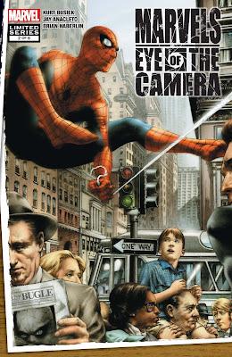 Marvels: l'occhio della fotocamera recensione