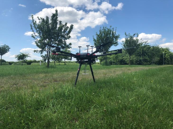Ingenieros en Alemania crean un dron de rescate que se guía por los gritos de auxilio