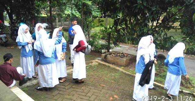SMK Khalilyah Bangsri Jepara pelatihan jurnalistik