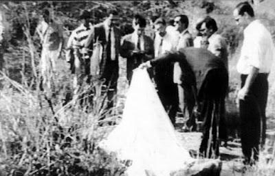 September 1990 along Sicily's Agrigento highway