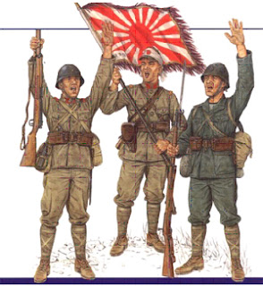 The Form of Money: Japanese Military Training II - WWII
