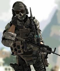Character Call of Duty mobile Simon Riley