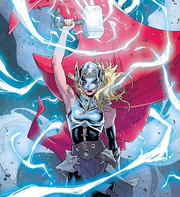Female Thor, Thor, marvel, marvel studios, mcu, marvel cinematic Universe