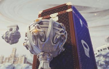 """Cộng đồng Reddit phản ứng về sự hợp tác của LV với Riot Games tại CKTG LMHT: """"Tôi muốn có skin Mundo quăng túi Louis Vuitton"""""""