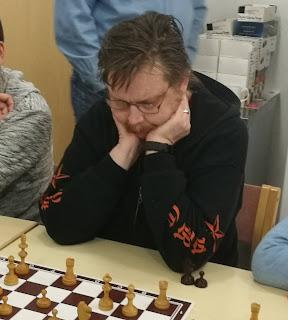 Timo Oksanen pelaamassa Koivuturnauksessa 2020