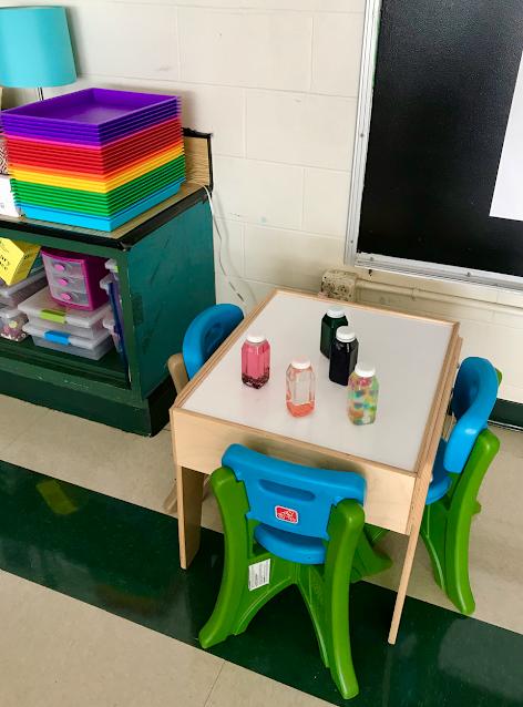 K-1 light table