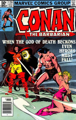 Conan the Barbarian #120,  Vonndhar