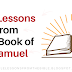 15 Life Lessons from The Book of 1 Samuel | 1 Samuel Bible Study