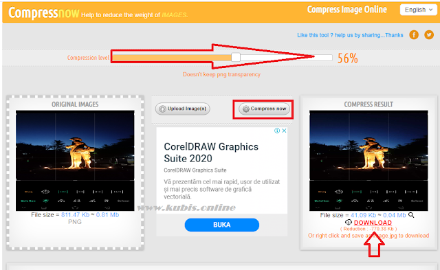 2 Cara Mudah Kompres Foto di Android Tanpa Aplikasi Terbaru