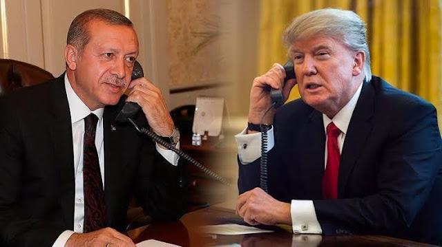 Percakapan Telepon Trump dengan Petinggi Negara Lain Bocor, Ini Isinya
