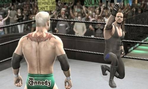 Smackdown VS Raw 2009 Game Free Download