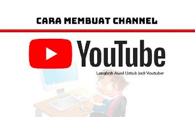 Cara Membuat Akun Youtube Untuk Mulai Menjadi Youtuber