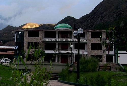 Municipalidad Distrital de Sanagoran (Sanchez Carrion)