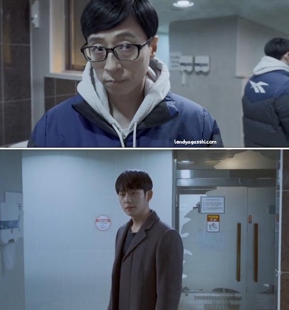 Cameo P1H : Yoo Jae Suk dan Jung Hae-in