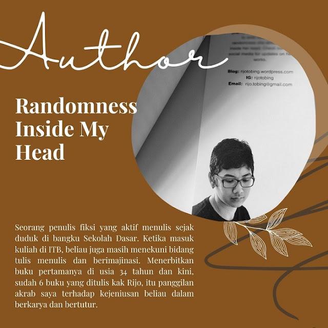Profil Penulis Randomness Inside My Head