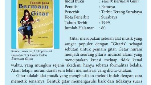 Kunci Jawaban Hal 207 208 Kelas Xi Bahasa Indonesia Kurikulum 2013 Revisi 2017 Sma Smk Terbaru
