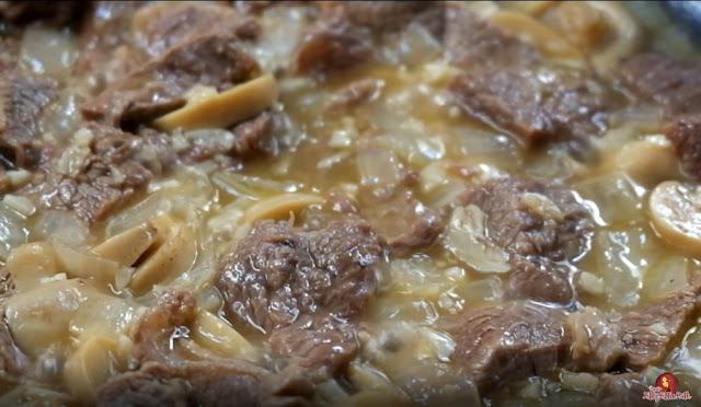 Carne com Cogumelos para Media Noche com a ajuda de PayMaya |  Querida Kitty Kittie Kath 3