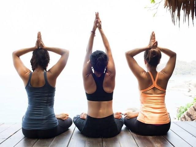 Δωρεάν Μαθήματα Yoga στο Ν. Ψυχικό