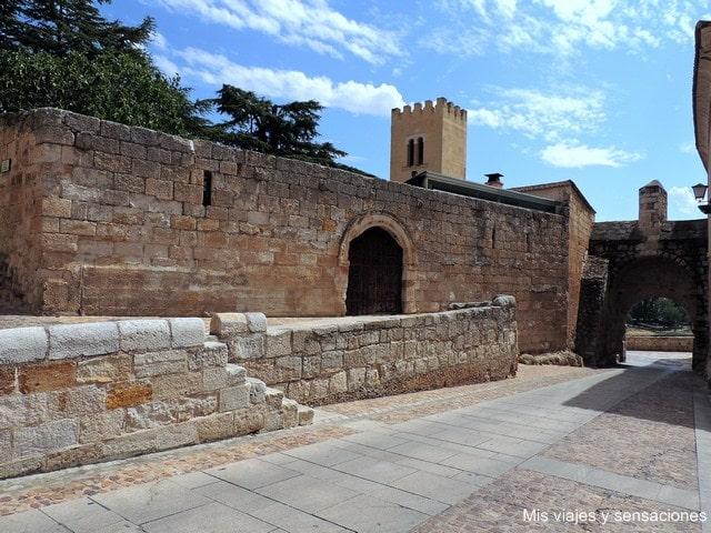 Puerta del Obispo y Casa del Cid, Zamora, Castilla y León