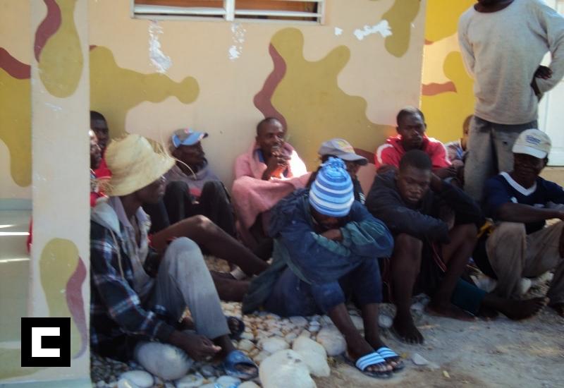 Trabajadores haitianos incendian almacén por falta de pago en Verón