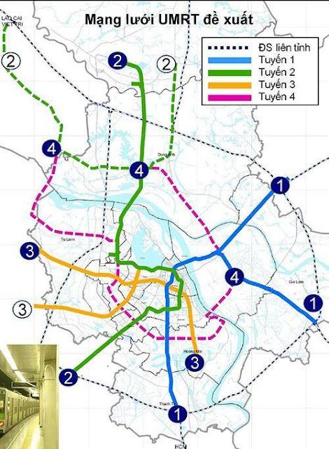 Metro Yên Viên – Ngọc Hồi tiến độ ì ạch, đội vốn 9 lần