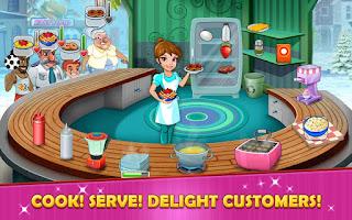 لعبة الطباخة القديمة في المطعم الوجبات السريعة برابط مباشر مجاناً