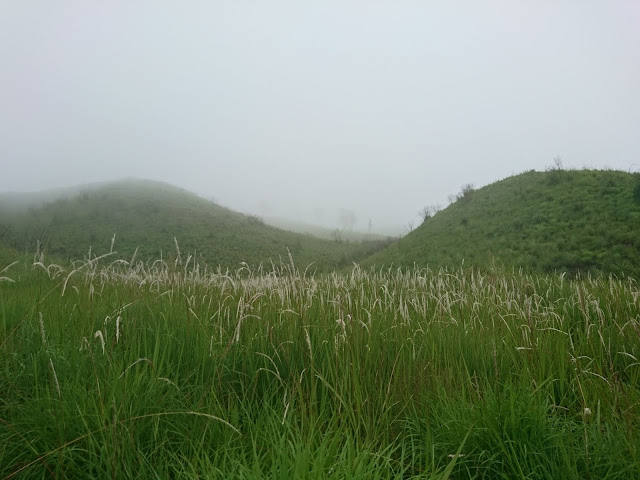 Kawah Ilalang - Destinasi Wisata Alam Wajib di Bondowoso Selain Kawah Ijen