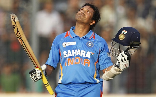 No Bigger Cricketing Moment Than Winning World Cup For Me Tendulkar