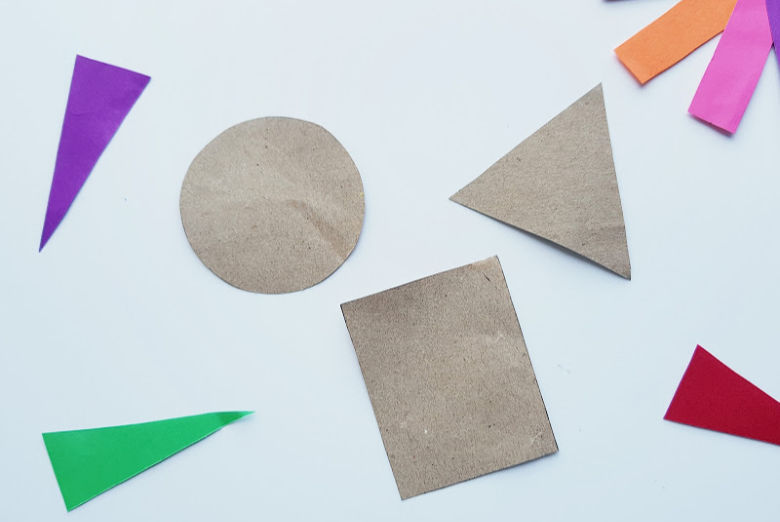 shape craft for toddlers and preschoolers