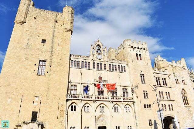 Palacio Arzobispos de Narbonne, Francia