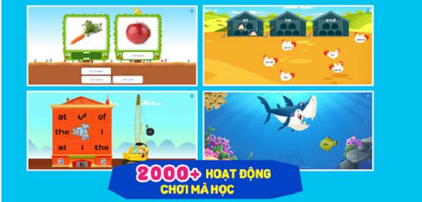 Tải Monkey Stories - App học tiếng Anh từ truyện tranh, sách nói cho bé c