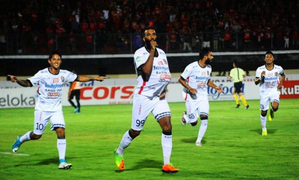 Striker Bali United Ingin Bobol Gawang Arema FC Demi Tiga Poin