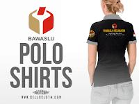 Contoh Baju Seragam Bawaslu