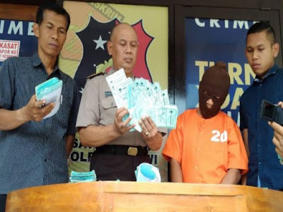 Karyawan Koperasi Cahaya Mulya Gelapkan Uang Kantor