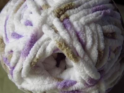 yarn, Bernat Baby Blanket, the fluffy