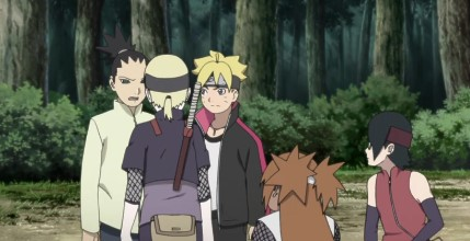 Boruto Naruto Next Generations – Episódio 78