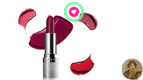 Avon Ultra Colour 3d plumping /Beyond Color) lipsticks review, swatches and recommended shade by Valentina Chirico