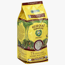 GUAYAKI TRADITIONAL  MATE Guayaki Traditional Yerba Mate, 75 Tea Bags (Pack of 2)  FOR ONLY  24.50