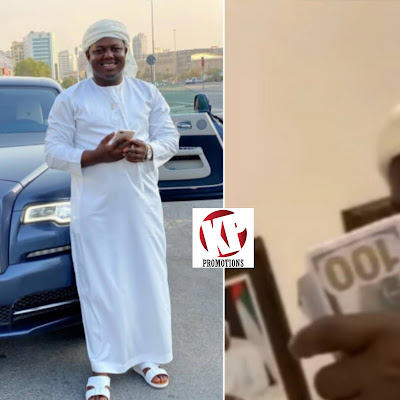 Nigerian Business Man Dies In Dubai After Flaunting Huge Amount Of Dollars On Social Media (Read Full Story & Watch Video)