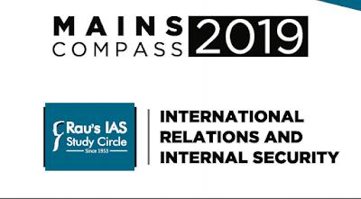 Raus IAS Mains Focus 2019 International Relation and