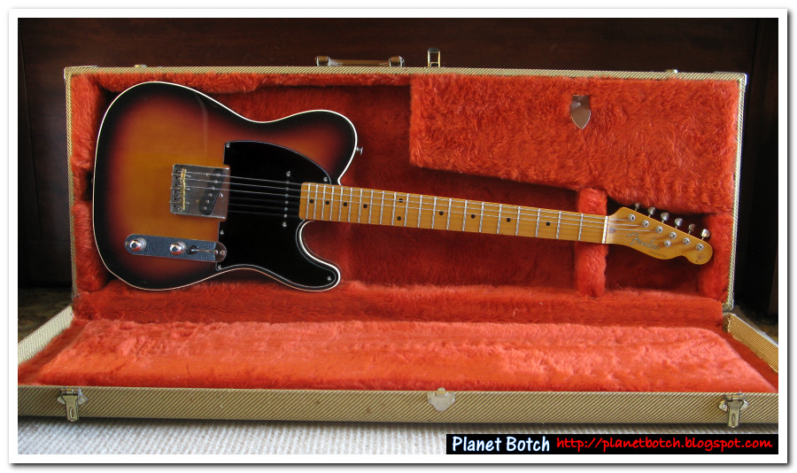 The Original 1992 Fender MIJ 'JD' Telecaster | Planet Botch on