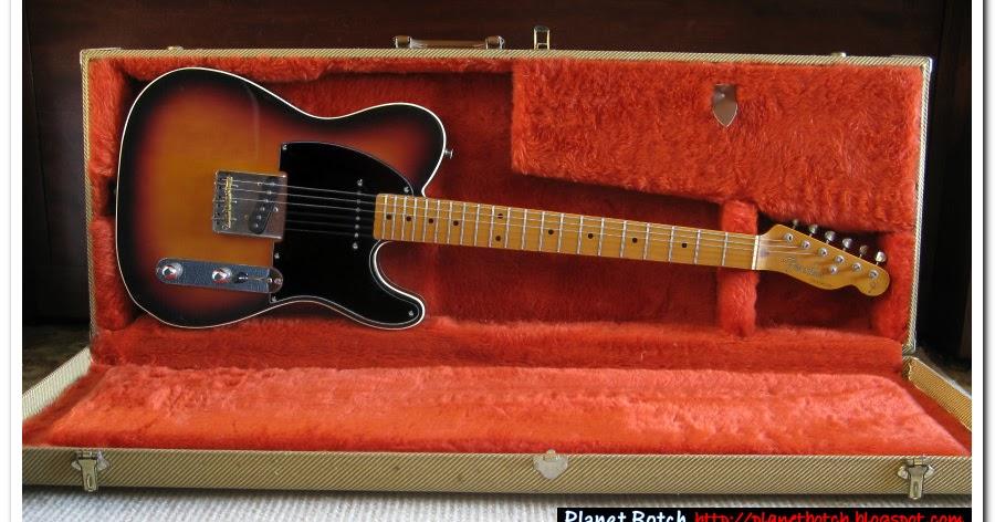 Fender Japan Serial Numbers Jd