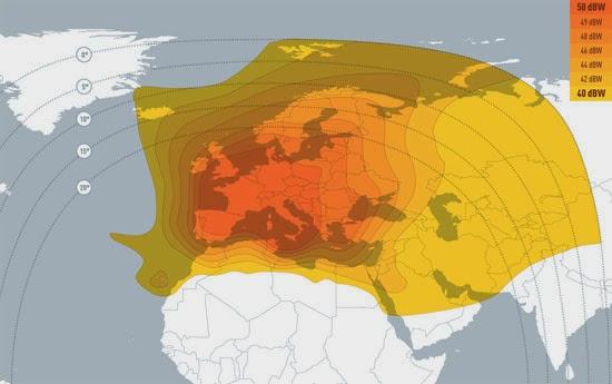 Fox soccer frequency on hotbird