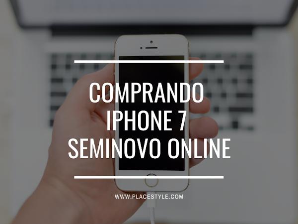 Comprando iPhone 7 Seminovo Online