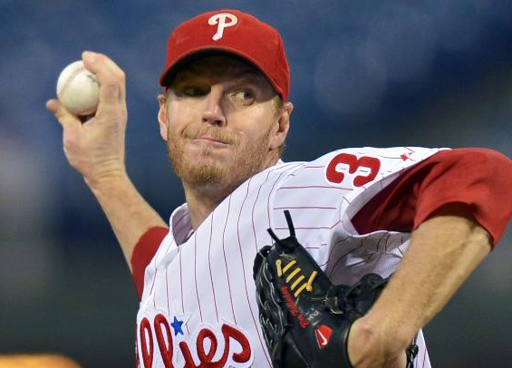 Former Philadelphia hurler Roy Halladay elected to the Hall of Fame