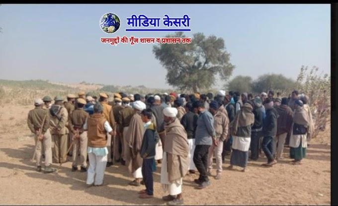 Rape in Barmer- नाबालिग के साथ दुष्कर्म के बाद गला घोंट कर हत्या, गाँव मे पहली बार हुई ऐसी घटना,आक्रोशित ग्रामीणों ने हाईवे किया जाम