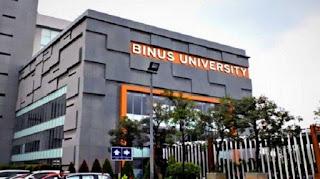Biaya Kuliah Kelas Karyawan Universitas Bina Nusantara BINUS Tahun 2020-2021
