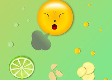 Receita Contra Tosse: Suco de Limão com Alho e Gengibre