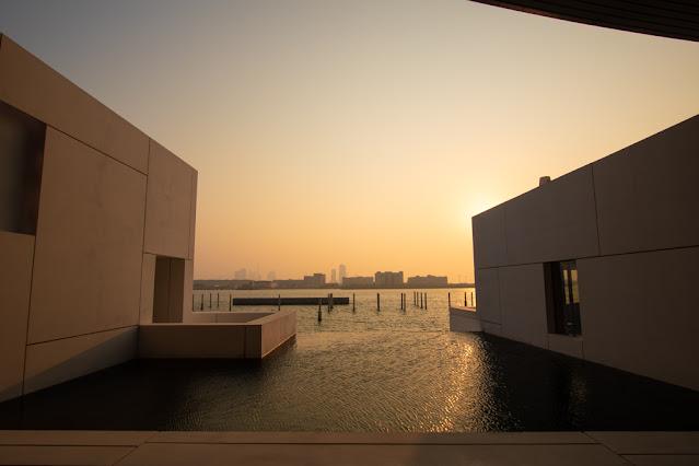 Panorama Abu Dhabi Louvre